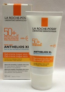 Anthelios SPF 50+ PPD 31 Gel-Crema Toque Seco 50 ml.