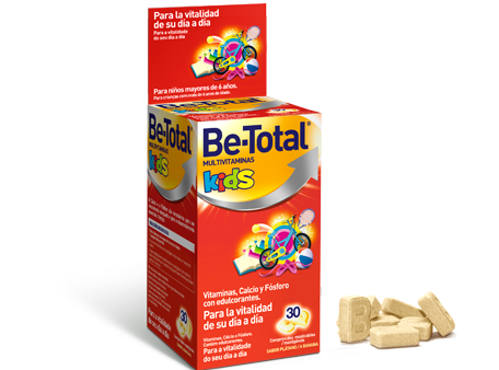 Be-Total Kids