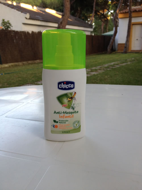 Chicco Anti-Mosquitos Infantil Spray